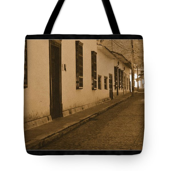 Santa Fe No IIi Tote Bag
