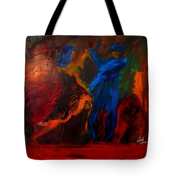 Saticha Tote Bag