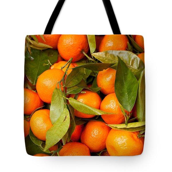 Satsumas Tote Bag by Tom Gowanlock