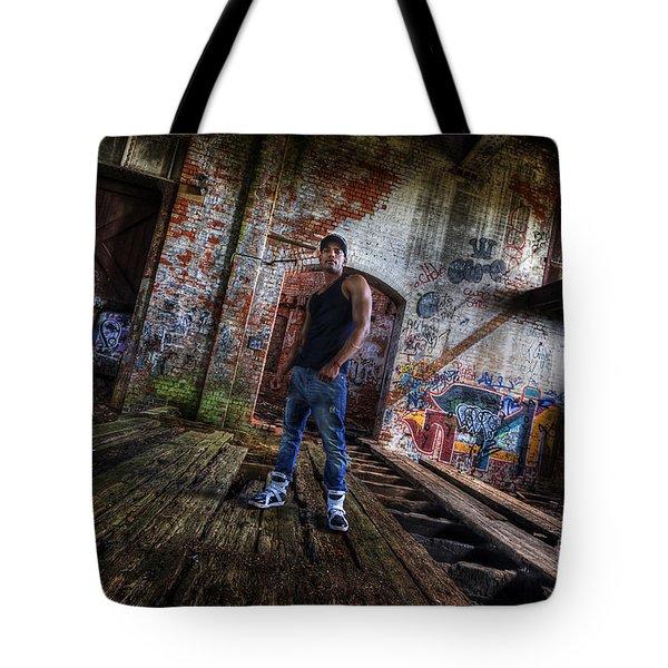 Saurabh2 Tote Bag by Yhun Suarez