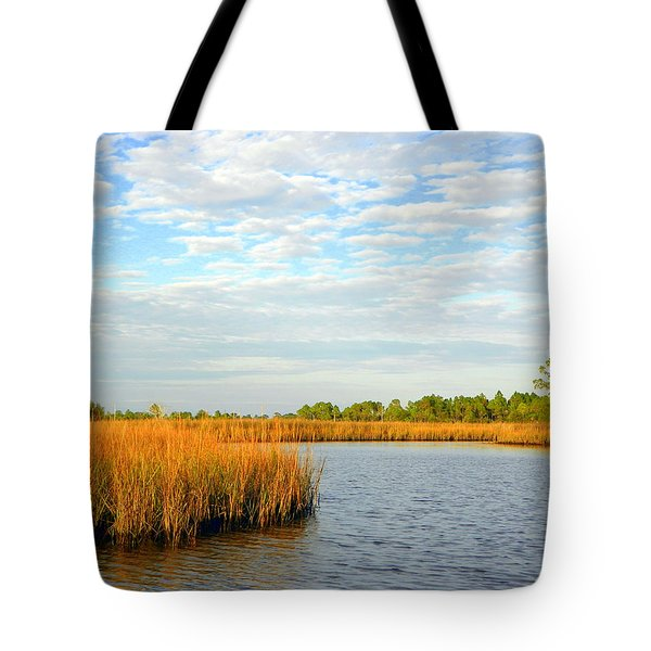 Sawgrass Creek L Tote Bag