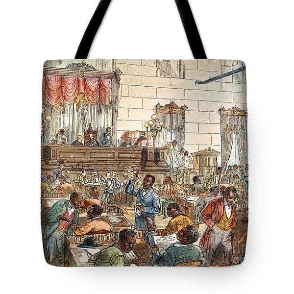 Sc: Legislature, 1876 Tote Bag by Granger
