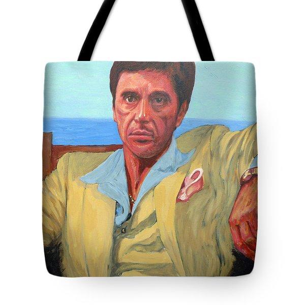 Scarface - Tony Montana Tote Bag