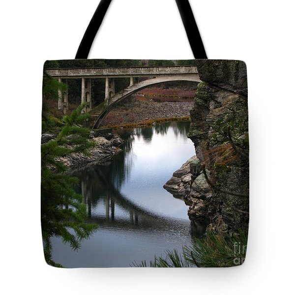Scenic Fashion Tote Bag