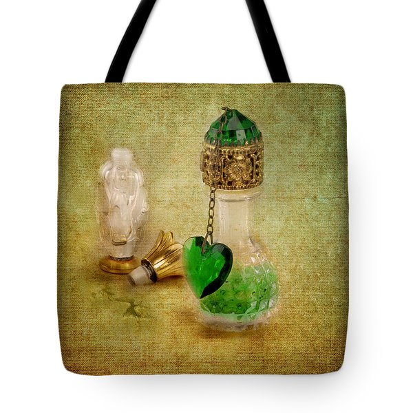 Scents Of Days Gone By Tote Bag by Jai Johnson