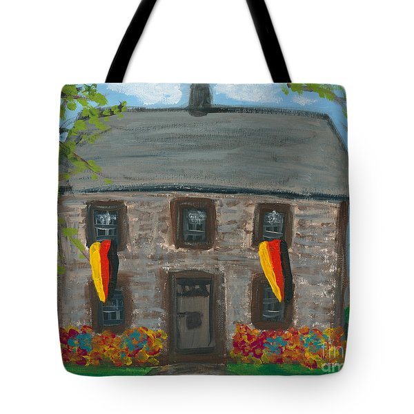 Schifferstadt Architectural Museum II Tote Bag