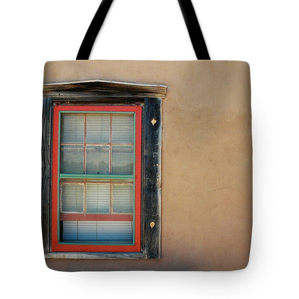 School House Window Tote Bag
