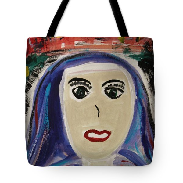 School Sister Tote Bag