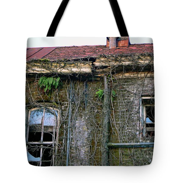 Schools Out Tote Bag by Pamela Patch