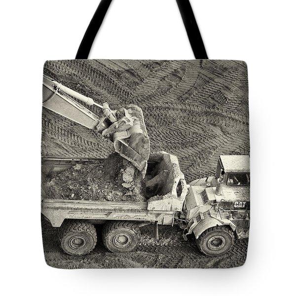 Scoop Tote Bag by Patrick M Lynch