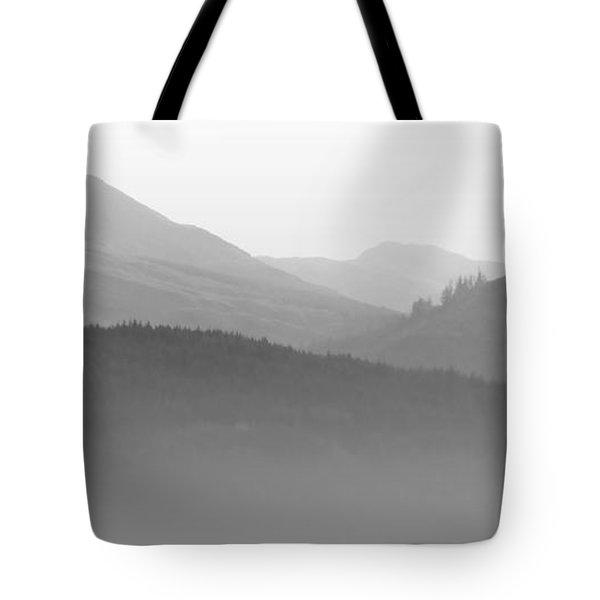 Scotch Mist Tote Bag by Lynn Bolt
