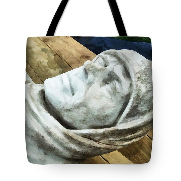 Scott Of The Antarctic Tote Bag by Steve Taylor