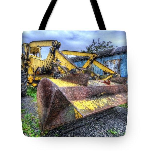 Scraper King 3.0 Tote Bag