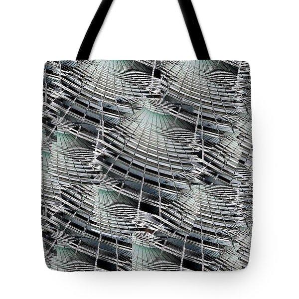 Scraper Tote Bag by Tim Allen