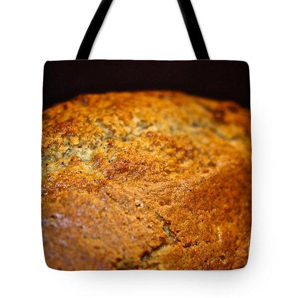 Scratch Built Bread Tote Bag by Susan Herber