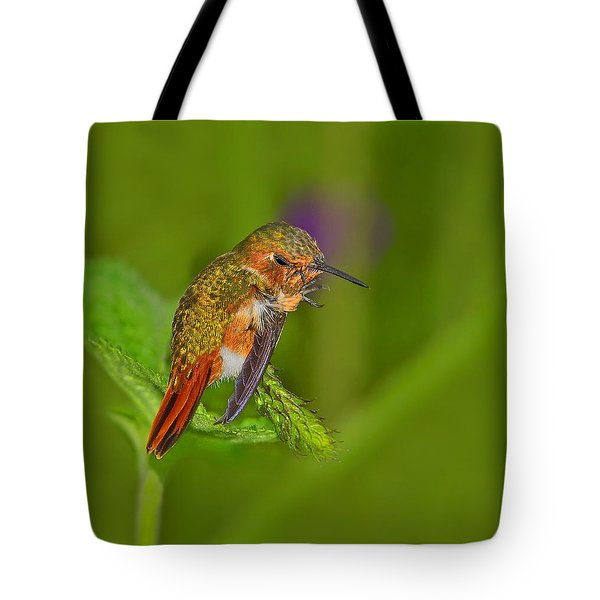Scratch That Itch Tote Bag