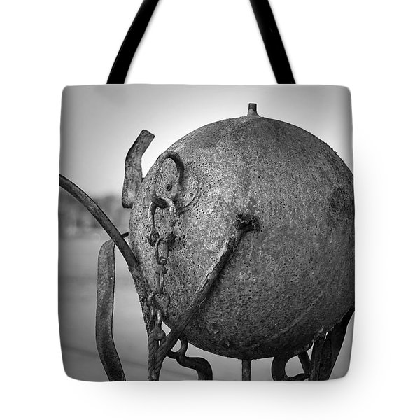 Sculpture Tote Bag by Eric Gendron