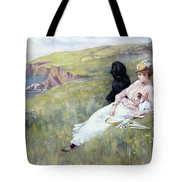 Sea Dreams Tote Bag by Charles Trevor Garland