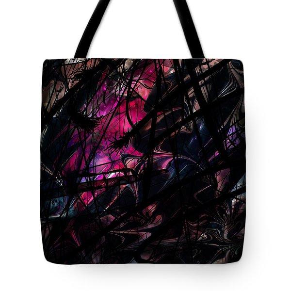 Sea Monster Tote Bag by Rachel Christine Nowicki