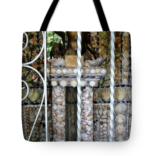 Tote Bag featuring the photograph Sea Shells  by Katy Mei