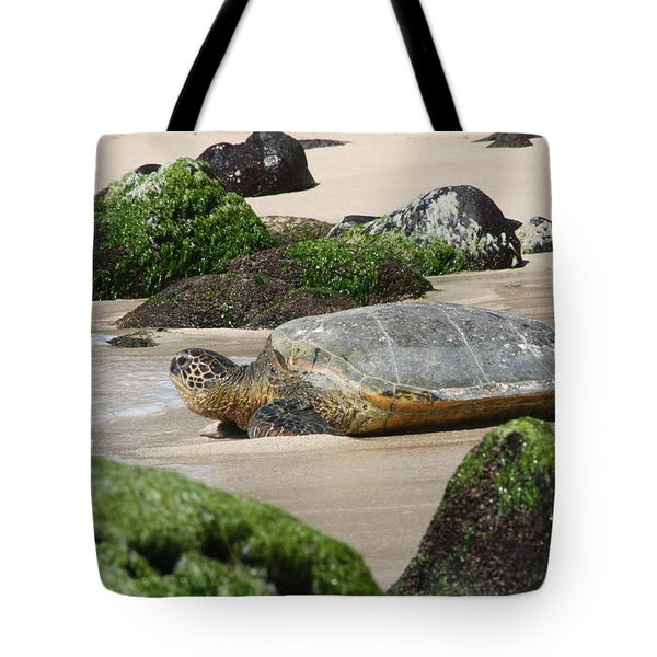 Sea Turtle 1 Tote Bag