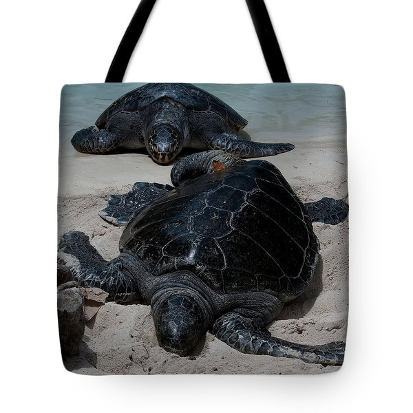 Sea Turtles2 Tote Bag