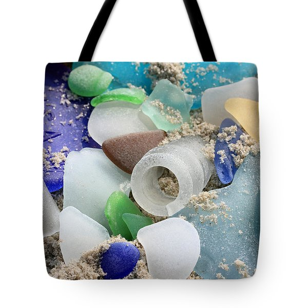 Seaglass Study IIi Tote Bag