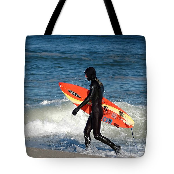 Searching For That Wave Tote Bag