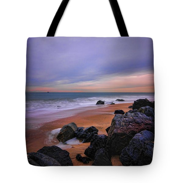 Seascape Tote Bag by Paul Ward