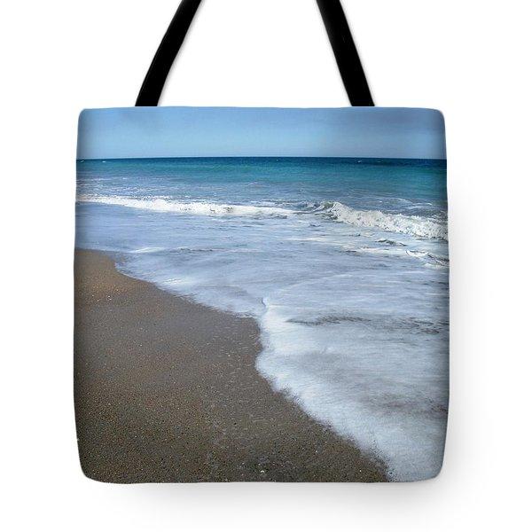 Seascape Wrightsville Beach Nc  Tote Bag