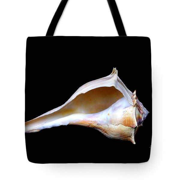 Tote Bag featuring the photograph Seashell 2 by Deniece Platt
