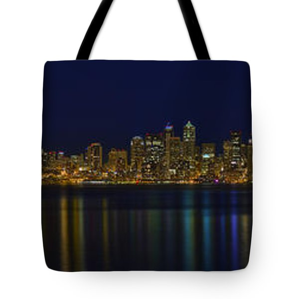 Seattle Moody Blues Tote Bag