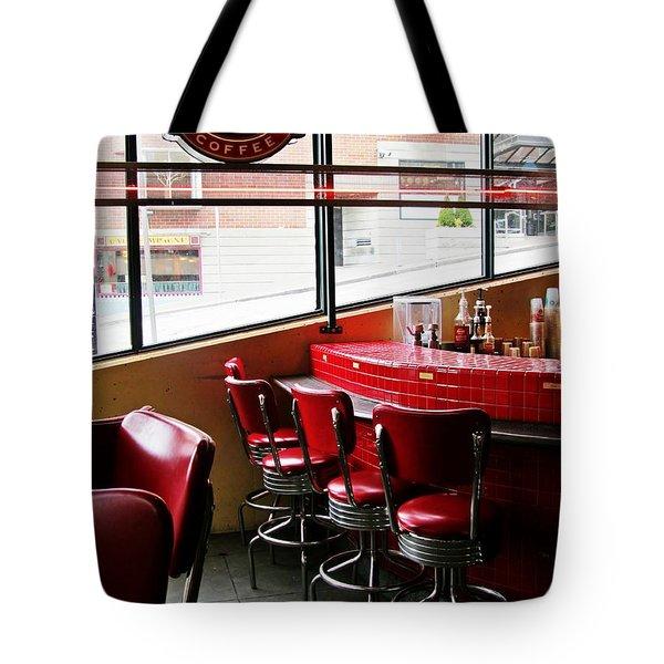 Seattle's Best Tote Bag by Leanna Lomanski
