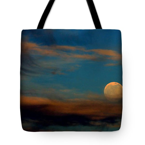 Second Full Moon 2012 Tote Bag