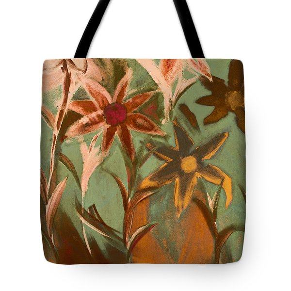 Second In Line Tote Bag by Trish Tritz