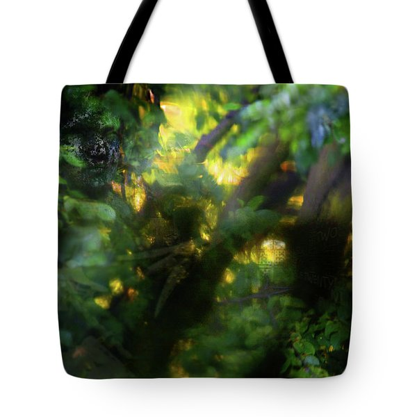 Secret Forest Tote Bag by Richard Piper