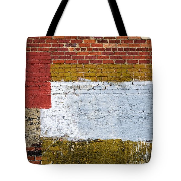 Sediments Tote Bag