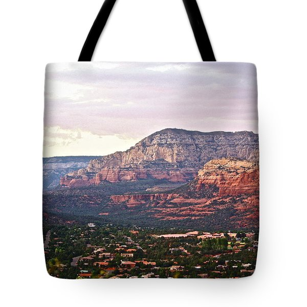 Sedona Evening Tote Bag