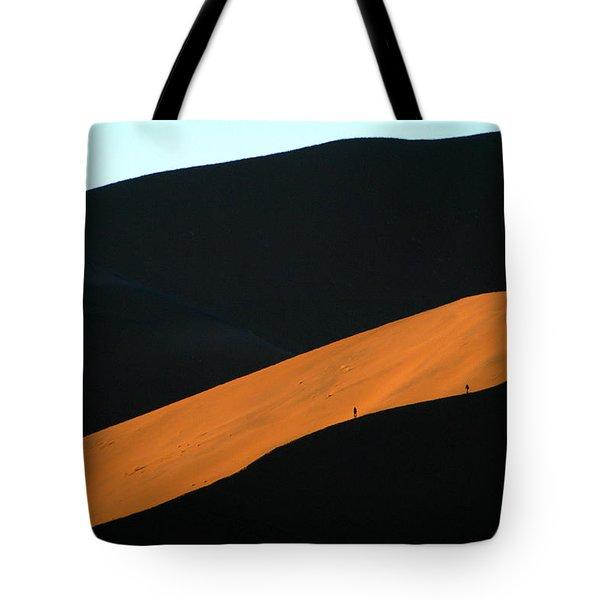 See How Big Tote Bag