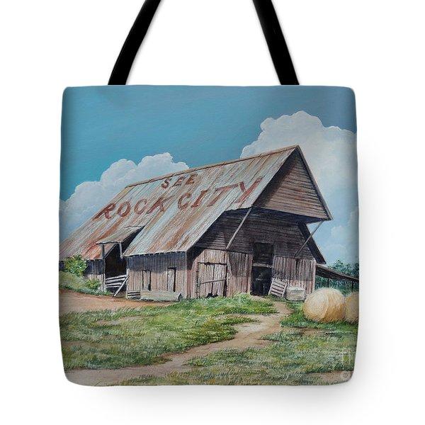 See Rock City Sold  Tote Bag