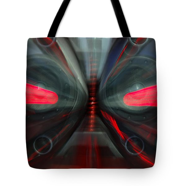 See The Music Tote Bag by Randy J Heath