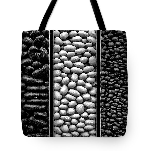 Seeds Tote Bag by Danuta Bennett