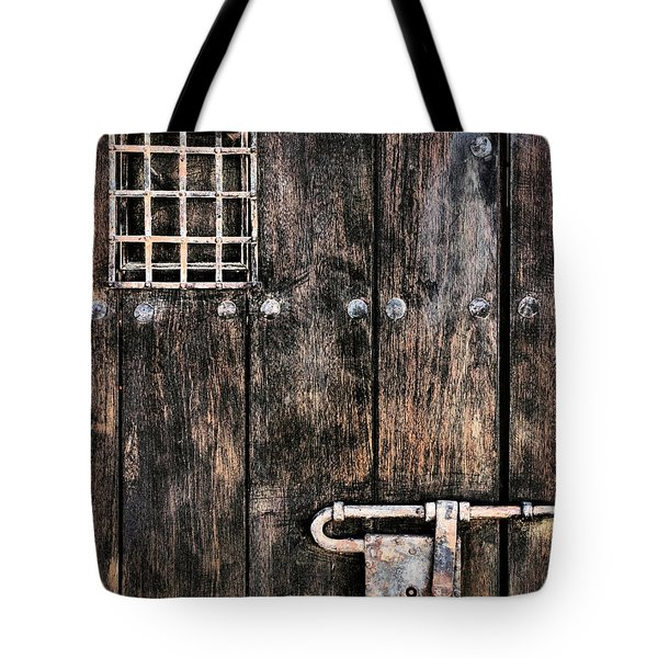Segura Tote Bag by Skip Hunt