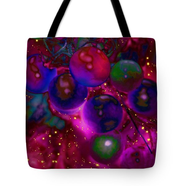 Send In The Clowns Tote Bag by Barbara S Nickerson