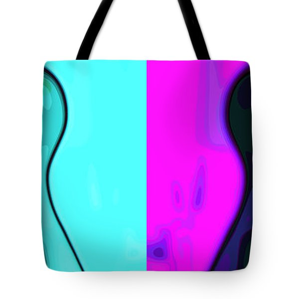 Separation Tote Bag by Stelios Kleanthous