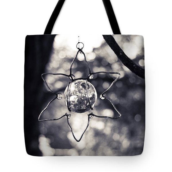 Tote Bag featuring the photograph Serendipity by Sara Frank