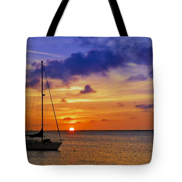 Serenity 2 Tote Bag by Stephen Anderson