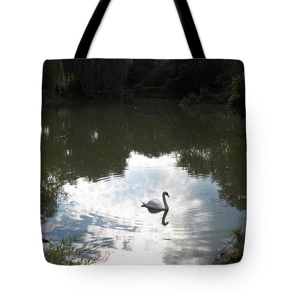 Serenity Tote Bag by Corinne Elizabeth Cowherd