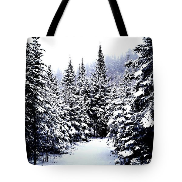 Serenity From Micoua  Tote Bag