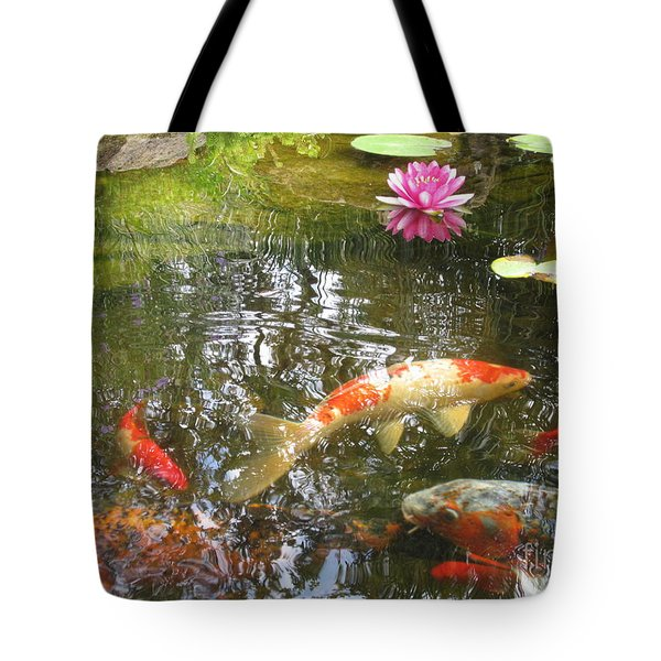 Serenity Tote Bag by Laurianna Taylor